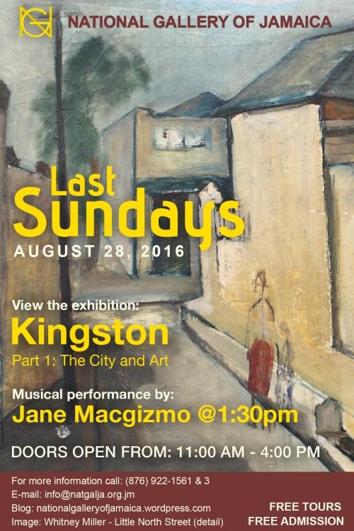 Last Sundays - August 28,2016