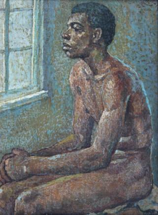 Albert Huie - Studio Window (1987), Annabella and Peter Proudlock Collection