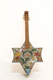 Everald Brown - Dove Harp (Hummingbird) (1989), Annabella and Peter Proudlock Collection