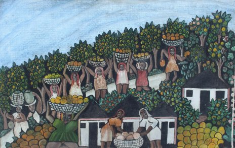 "Mallica ""Kapo"" Reynolds - Orange Grove (1975), Annabella and Peter Proudlock Collection"