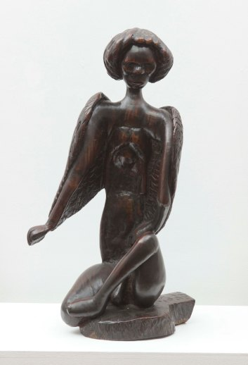 """Mallica """"Kapo"""" Reynolds - Angel (Winged Moon Man) (1963), Larry Wirth Collection, NGJ"""
